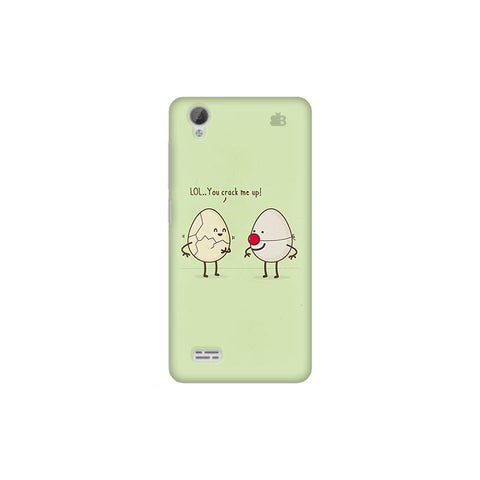 You Crack me up Vivo 31L Phone Cover