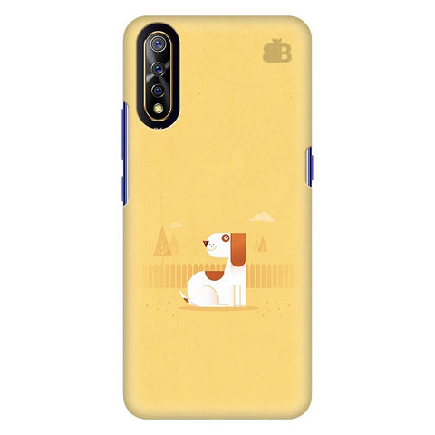 Calm Dog Vivo S1 Cover