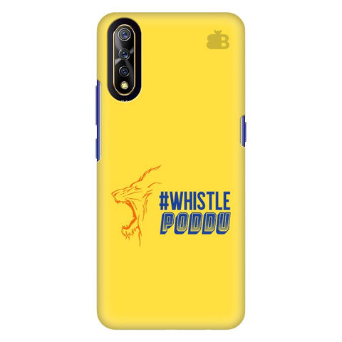 Chennai Super Kings Vivo S1 Cover