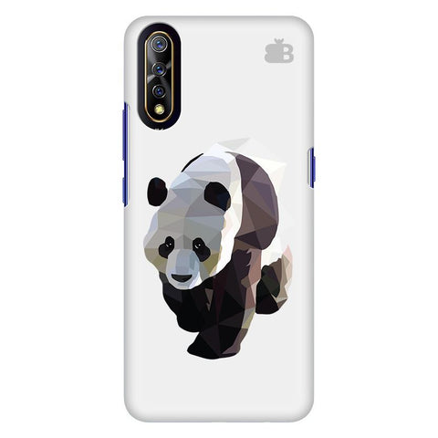Low Poly Panda Vivo S1 Cover
