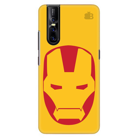 Angry Superhero Mask Vivo V15 Pro Cover