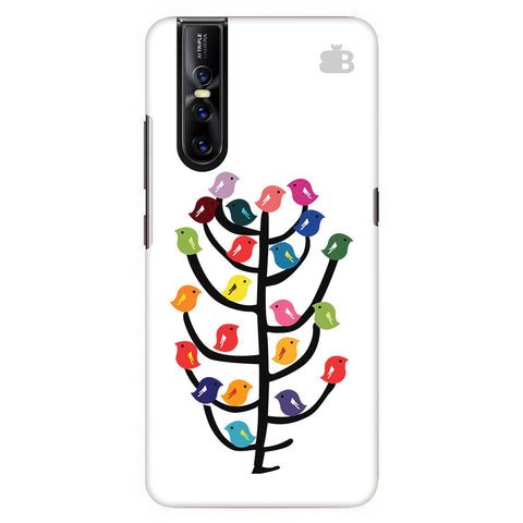 Birds On Trees Vivo V15 Pro Cover
