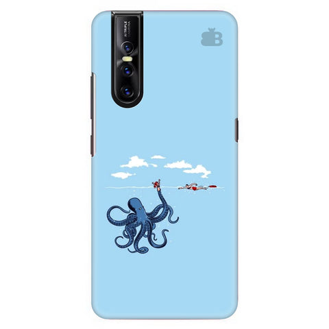 Decepetive Octopus Vivo V15 Pro Cover