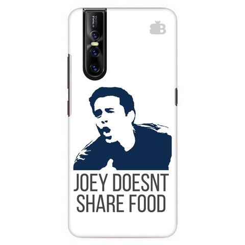 Joey Doesnt Share Food Vivo V15 Pro Cover