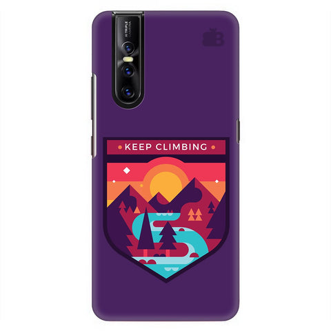 Keep Climbing Vivo V15 Pro Cover