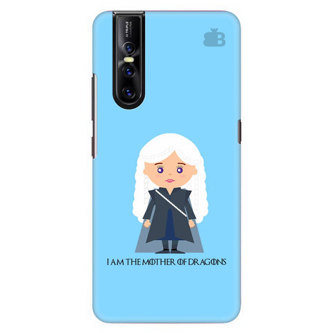 Mother Of Dragons Vivo V15 Pro Cover