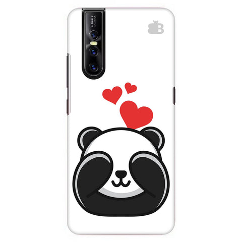 Panda In Love Vivo V15 Pro Cover