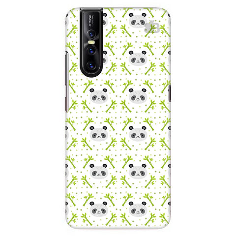 Peaceful Panda Vivo V15 Pro Cover