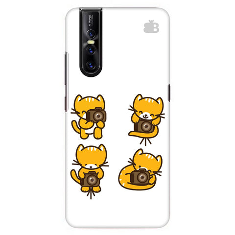 Photographer Kitty Vivo V15 Pro Cover