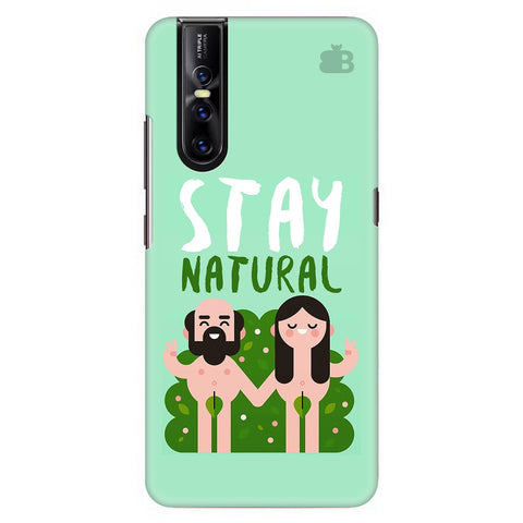 Stay Natural Vivo V15 Pro Cover