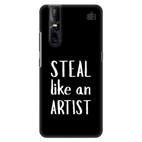 Steal Like An Artist Vivo V15 Pro Cover