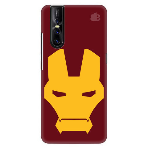 Superhero Mask Vivo V15 Pro Cover