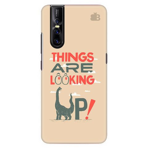 Things Are Looking Up Vivo V15 Pro Cover