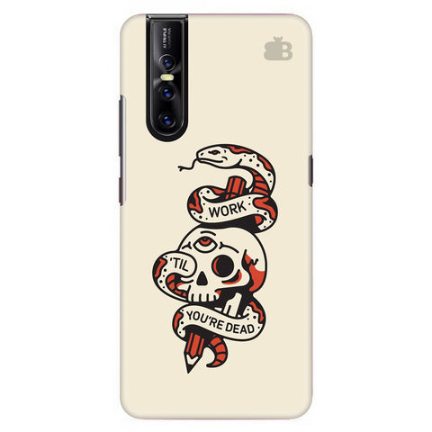 Endless Work Vivo V15 Pro Cover