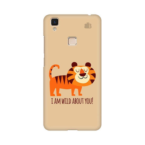Wild About You Vivo V3 Max Phone Cover