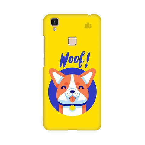 Woof Vivo V3 Max Phone Cover