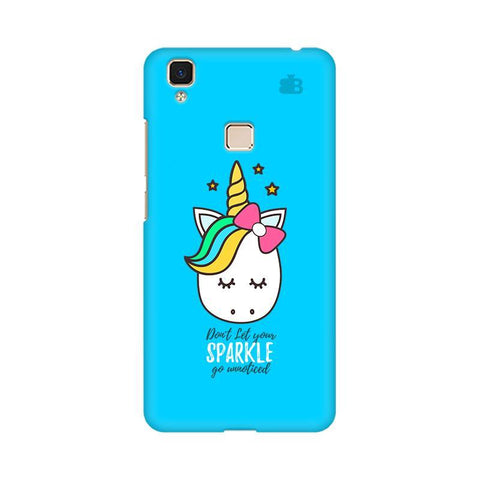 Your Sparkle Vivo V3 Max Phone Cover