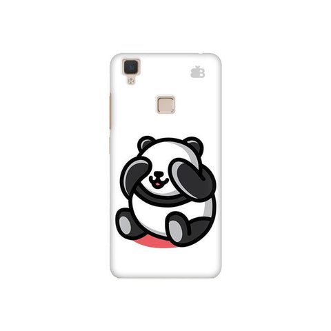 Cute Panda Vivo V3 Phone Cover