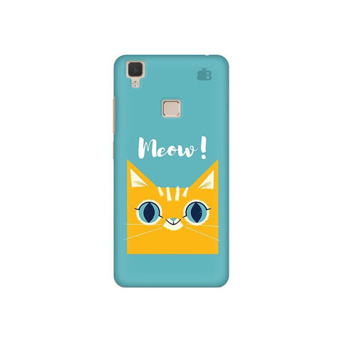 Meow Vivo V3 Phone Cover