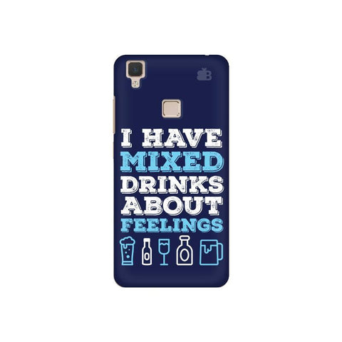 Mixed Drinks Vivo V3 Phone Cover