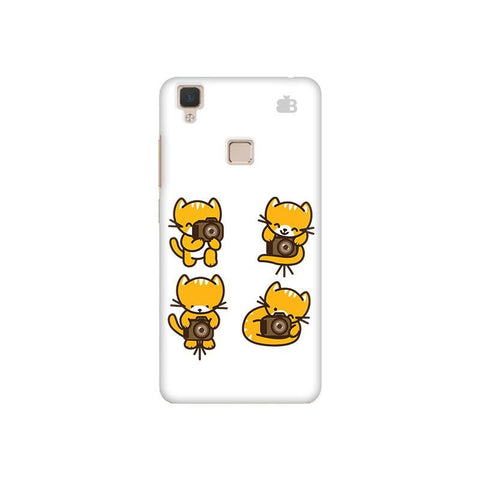 Photographer Kitty Vivo V3 Phone Cover