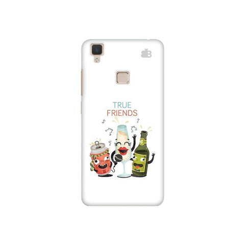 True Friends Vivo V3 Phone Cover