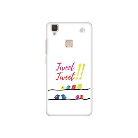 Tweet Tweet Vivo V3 Phone Cover