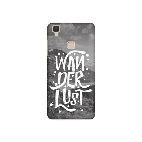 Wanderlust Vivo V3 Phone Cover