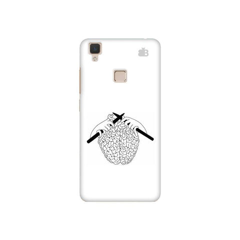 Weaving Brain Vivo V3 Phone Cover