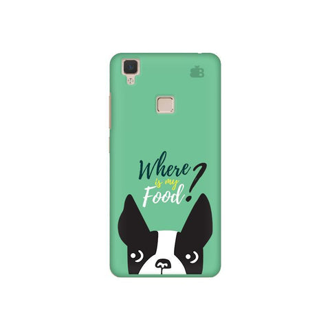 Where is my Food Vivo V3 Phone Cover