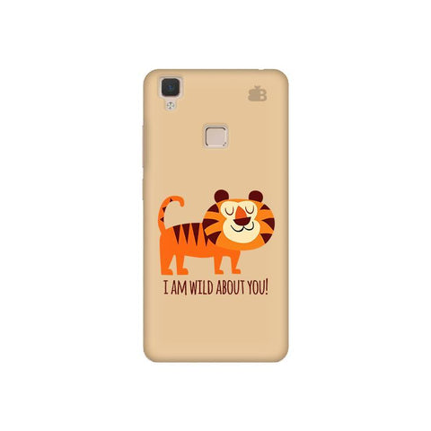 Wild About You Vivo V3 Phone Cover
