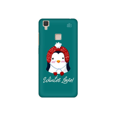 Winter Love Vivo V3 Phone Cover