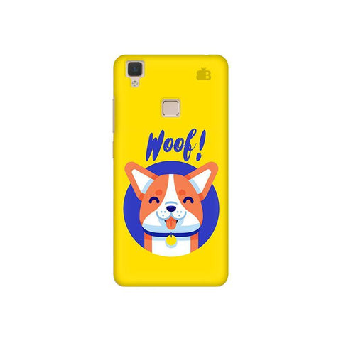 Woof Vivo V3 Phone Cover
