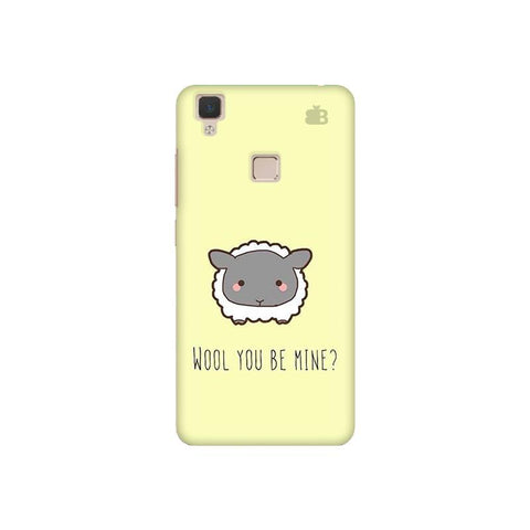 Wool Vivo V3 Phone Cover