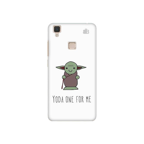 Yoda One Vivo V3 Phone Cover