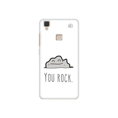 You Rock Vivo V3 Phone Cover