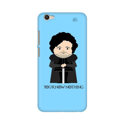 You Know Nothing Vivo V5 Phone Cover