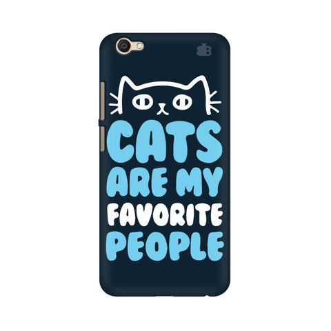 Cats favorite People Vivo V5 Plus Phone Cover