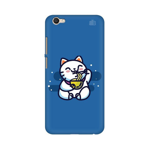 KItty eating Noodles Vivo V5 Plus Phone Cover