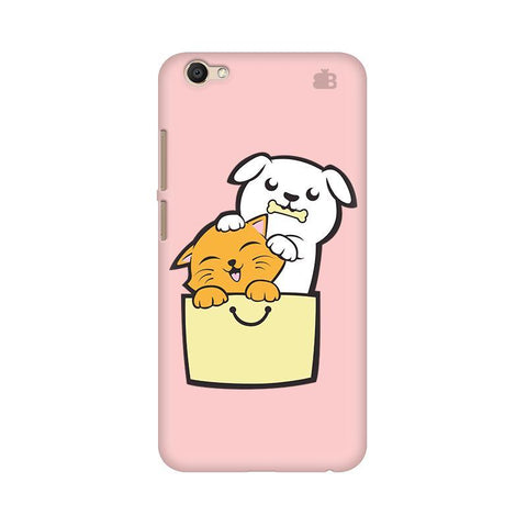 Kitty Puppy Buddies Vivo V5 Plus Phone Cover