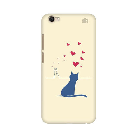 Kitty in Love Vivo V5 Plus Phone Cover