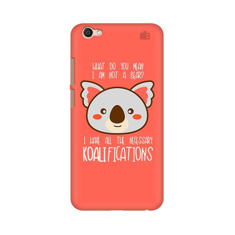 Koalifications Vivo V5 Plus Phone Cover