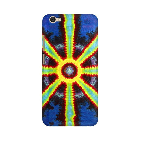 Tie & Die Pattern Vivo V5 Plus Phone Cover