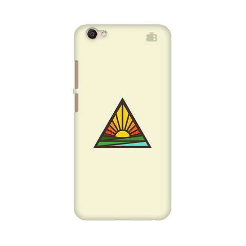Triangular Sun Vivo V5 Plus Phone Cover