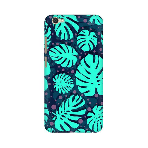 Tropical Leaves Pattern Vivo V5 Plus Phone Cover