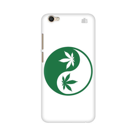 Weed Yin Yang Vivo V5 Plus Phone Cover