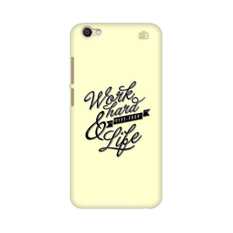 Work Hard Vivo V5 Plus Phone Cover