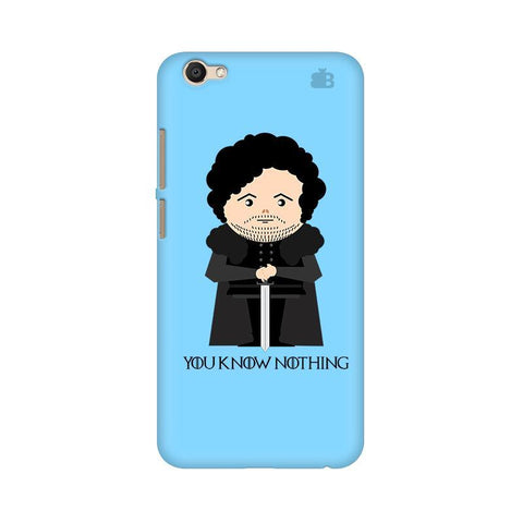 You Know Nothing Vivo V5 Plus Phone Cover