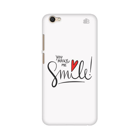 You make me Smile Vivo V5 Plus Phone Cover