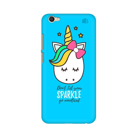 Your Sparkle Vivo V5 Plus Phone Cover